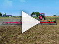 Rolling Harrow Double in Field