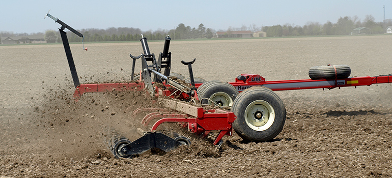 Rolling Basket Harrow : Unverferth rolling harrow soil conditioner bing images