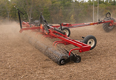 rolling harrow unverferth equipment